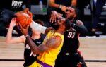 НБА: Лейкерс повели 3-1 в финальной серии с Майами